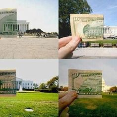 Nice addition to a Washington DC lesson - use with money unit and trip to US Mint