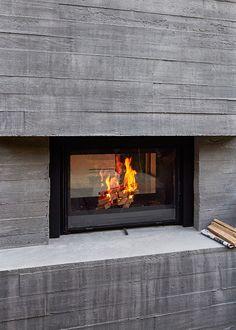Board form concrete - MAKE architecture