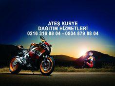ATEŞ İSTANBUL MOTO KURYE EXPRESS VİP NORMAL KURYE 30 DK