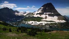 Complete Episode: Getting Away from the Crowds at Glacier National Park . motion tv show . live well network