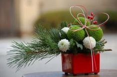 お正月アレンジメント・2 « Flower Garden Alpha Flore
