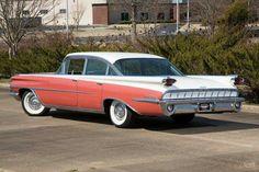 1959 Oldsmobile 98 Four Door Sedan