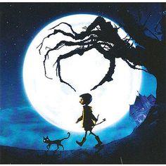 Image de coraline, cartoon, and Halloween Coraline Tattoo, Coraline Art, Coraline Jones, Beetlejuice, Coraline Aesthetic, Scary, Creepy, Geeks, Tim Burton Art