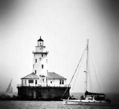 Chicago Navy Pier lighthouse-AP