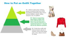How to put an outfit together