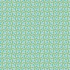 Fabric... Sugar Rush Mint Swirls in Green by Blend Fabrics