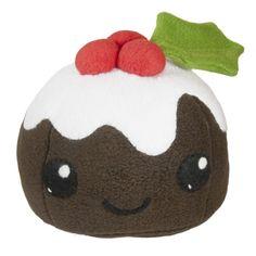 Christmas Figgy Pudding Plush