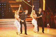 Derek Hough & Amy Purdy and Peta Murgatroyd & James Maslow  -  Dancing With the Stars  -  Week 8  -  season 18  -  spring 2014