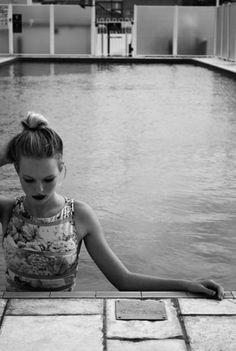 swimming dresses.