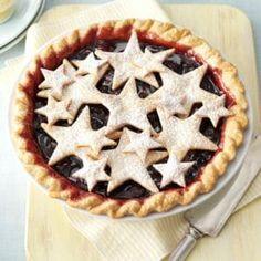 20 Recipes with Fresh Cherries - County Fair Cherry Pie