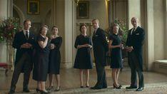 The Crown: Dangling Man avatars Prince Harry Et Meghan, Prince Philip, Prince Charles, Queen Elizabeth Ii Reign, Princess Elizabeth, Camilla Parker Bowles, Margaret Thatcher, Lady Diana Spencer, Jackie Kennedy