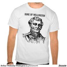 Arthur Wellesley Wellington Tshirt