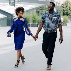 Relationship style #goals. @dwyanewade and @gabunion are are doing summer right. See more at the link in bio.