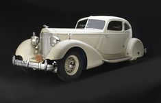 1934 Packard Twelve Model 1106 Sport Coupe By Lebaron - Frist Center for the Visual Arts June 14-Sept 15, 2013
