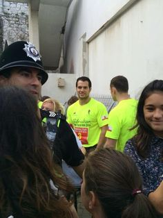 Henry Cavill News: 'Gibraltar Rock Run' Wrap: Congratulations Henry!