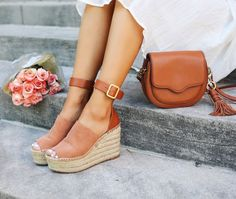 28 Espadrilles To Add To Your Wardrobe - Shoes Fashion & Latest Trends Crazy Shoes, Me Too Shoes, Mode Shoes, Mode Style, Beautiful Shoes, Summer Shoes, Summer Outfits, Wedge Sandals, Espadrille Wedge