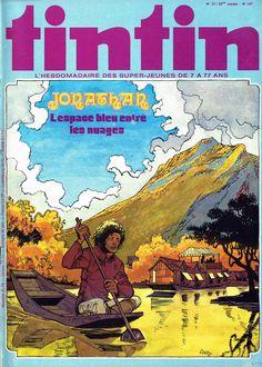 Le Journal de Tintin - Edition Belge - N° 1659 - 1978-27 - Mardi 4 Juillet 1978 - Couverture : Bernard Cosey