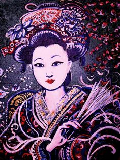 Geisha by Sherry Petty