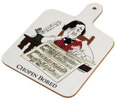 Chopin Bored