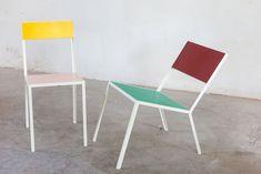 chairs Muller Van Severen