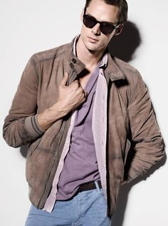 Mens Spring and Summer Outerwear Outfit Ideas