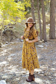 Free people #fallfashion dress
