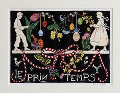 Lorraine, Alsace France, French Lifestyle, Easter Parade, Scandinavian Style, Arts, Spring, Folk Art, Seasons