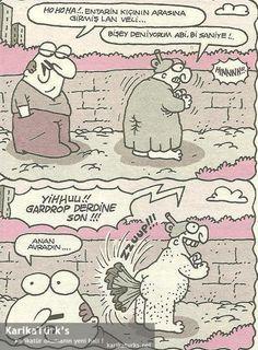 Gardolap derdine son arkadaş :) - Karikatür okuma'nın yeni hali !