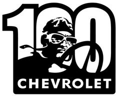 100 Years of Chevrolet Racing Metal Sign featuring 14 gauge all steel construction. Each metal sign comes with pre-drilled holes to hang freely or for a secure mount. These digitally manufactured sign
