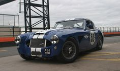Austin Healey Race Car | Rawles Motorsport - Leaders in Austin Healey and classic cars