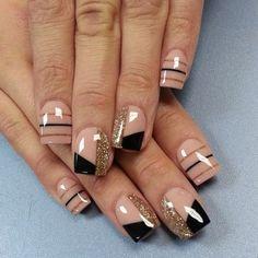 Instagram photo by thenailboss  #nail #nails #nailart by brittney