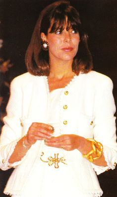 Mai 1990 Monaco As, Monaco Royal Family, Princess Grace Kelly, Princess Alexandra, Monaco Princess, Glamour, Charlotte, Most Beautiful Women, Her Style