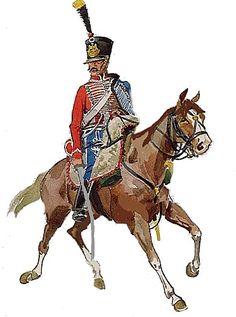 Noveno regimiento de hussars Battle Of Balaclava, Napoleonic Wars, Reyes, Troops, Empire, Military, French, Painting, Animals