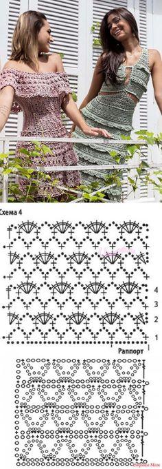 Ideas Crochet Vestidos Fashion Vanessa Montoro For 2019 Crochet Summer Dresses, Crochet Bodycon Dresses, Black Crochet Dress, Knit Dress, Gilet Crochet, Crochet Tunic, Crochet Clothes, Crochet Lace, Crochet Wedding