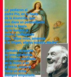 El amor del Padre Pío de Pietrelcina a la Virgen María