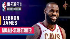 LeBron James 2018 All-Star Captain | Best Highlights 2017-2018. Capitaine étoile LeBron James 2018 | Meilleurs moments forts 2017-2018. Chaîne Youtube: NBA.