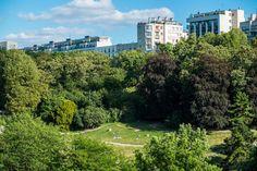 Alguns dos melhores espaços verdes de Paris   #Park
