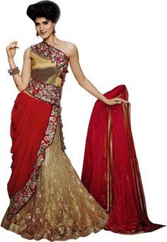 Wedding Gift For Sister Flipkart : ... Semi-stitched Lehenga Choli Material online at Flipkart.com