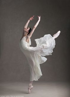 """nationalballet: """" Meet a Dancer: Svetlana Lunkina was born in Moscow, Russia. Before joining The National Ballet of Canada as a Principal Dancer in 2014 she was a Principal with the Bolshoi Ballet. """""""