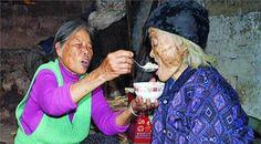 Haberin Ola! | Çinli nine gömülürken dirildi - Çin'de inanılmaz bir olay yaşandı.