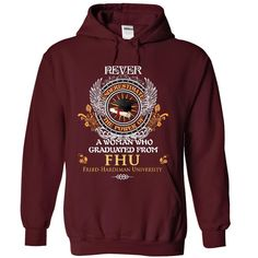 A Woman Who Graduated From Freed-Hardeman University T Shirt, Hoodie, Sweatshirt