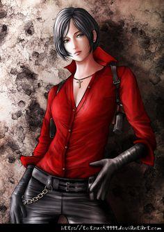 Ada Wong by tetsuok9999.deviantart.com on @deviantART