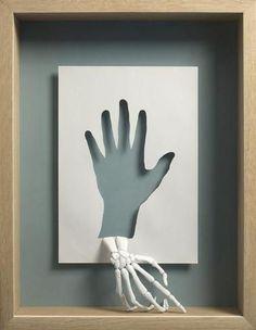 Paper art by Peter Callesen Peter Callesen, Kirigami, Paper Art, Paper Crafts, Art Plastique, Artsy Fartsy, Paper Cutting, Art Lessons, Amazing Art