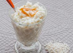 Photo de recette de riz au lait de Kilomètre-0, blog de cuisine réalisée à partir de produits locaux et issus de circuits courts