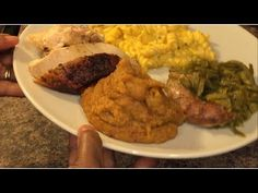 Oven Roasted Chicken & Mashed Sweet Potatoes Plus muckbang Oven Roasted Chicken, Roast Chicken, Yummy Chicken Recipes, Stuffed Whole Chicken, Lime Chicken, Mashed Sweet Potatoes, Family Meals, Food Videos, Stuffed Peppers