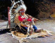 Http://i1245.photobucket.com/albums/gg583/tuzomundial/BienveniCoolstill_zps713dbb0e.png. Increible como nadie le ha dedicado un post a este gran artista que ha pintado magistralmente los paisajes y la vida de los indios norteamericanos....