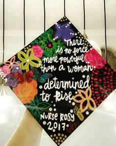 Graduation 2017 Nursing Graduation, Graduation Caps, Grad Cap, Nursing Gifts, Nurse Cap, Too Cool For School, Happy Moments, Christmas Ornaments, Holiday Decor