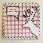 Reindeer Card - Double Sided Print & Cut./dn/all downloads/see site for tut