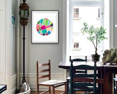 Geometric Digital Print Printable Art Best Selling Print
