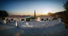 'The Hills' Dubrovnik by Pin & Pin. A Luxury Hillside development of 4 private homes. http://www.pinandpin.hr